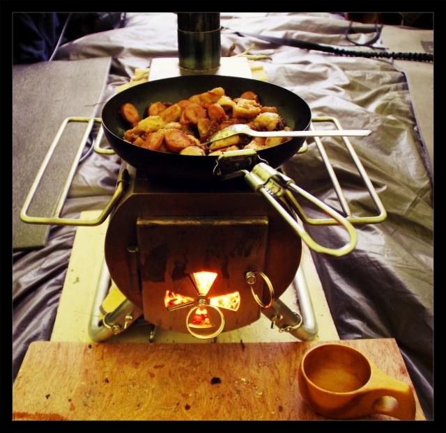 g-stove middag