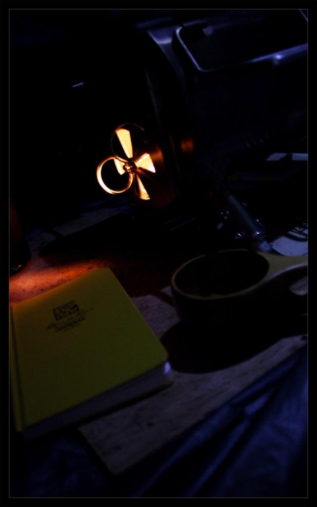 g-stove rite in the rain