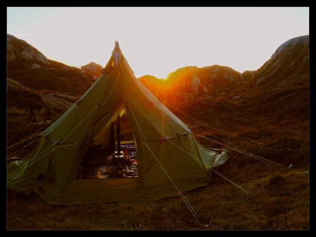 helsport finnmark2 solnedgang