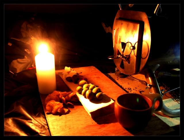lavvo-ovn kveldsmat 2