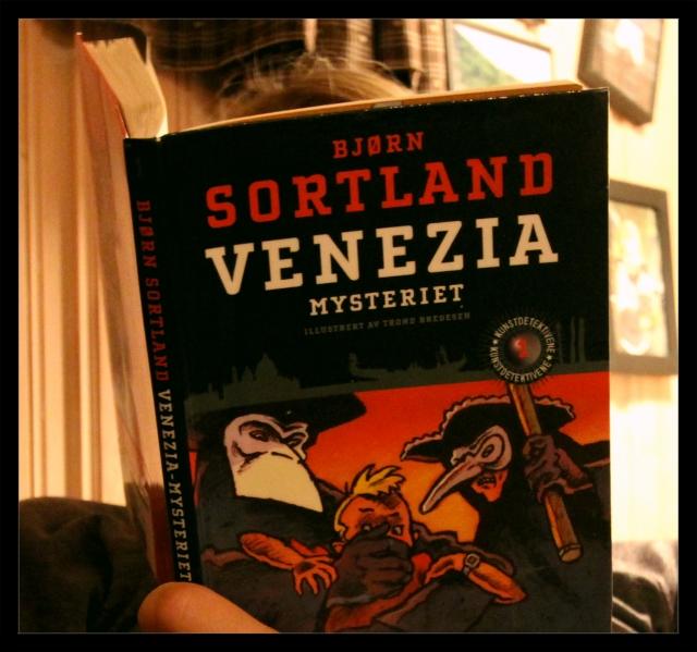 venezia mysteriet sortland