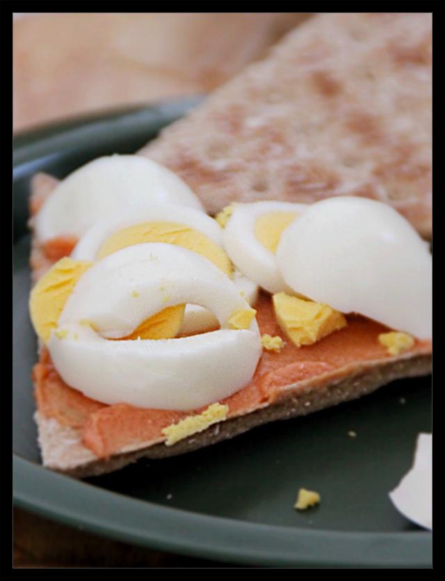 egg og kaviar