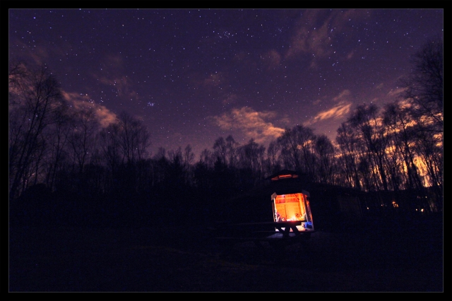 stjernehimmel gapahuk 2