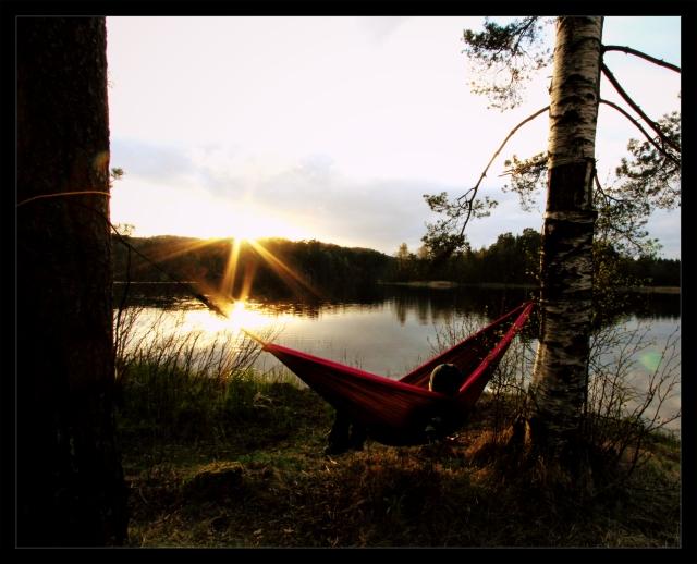 hammock sunset 2