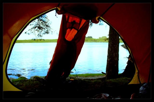 exped pegasus teltåpning