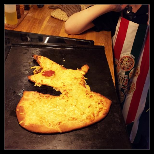 fiskepizza