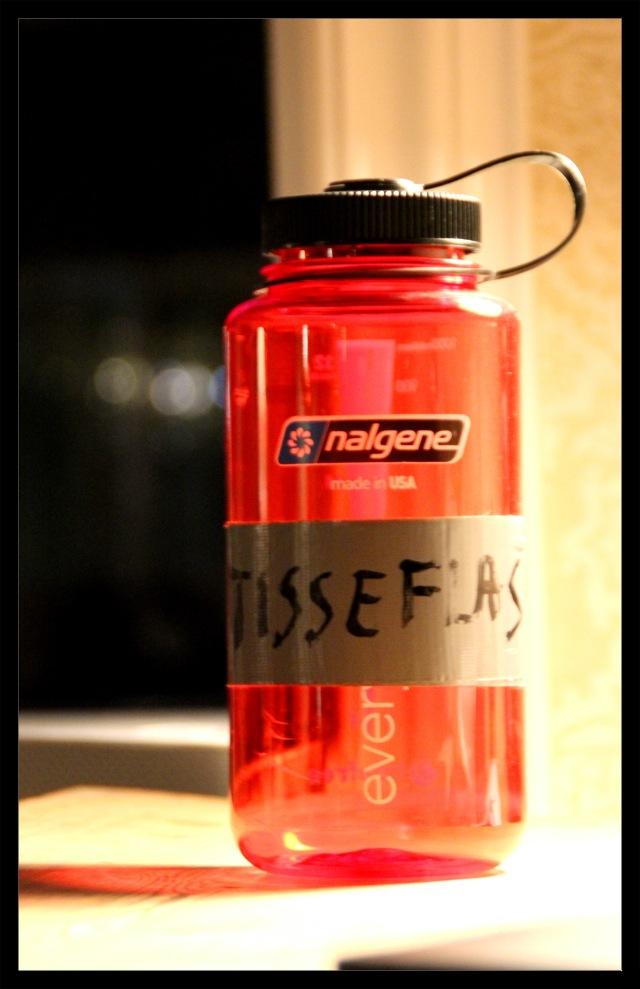 nalgene tisseflaske