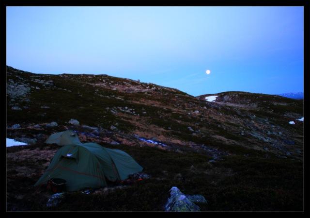 telttur måne leir 2