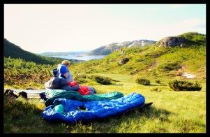 telttur morgenstund