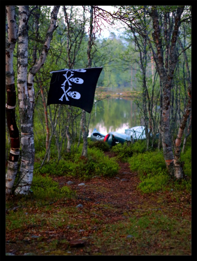 sjørøverflagg