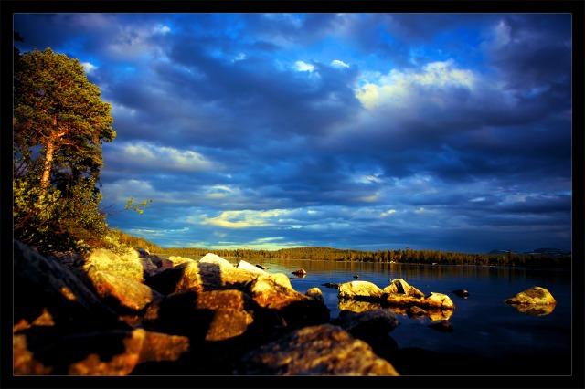 solnedgang femundsmarka 1