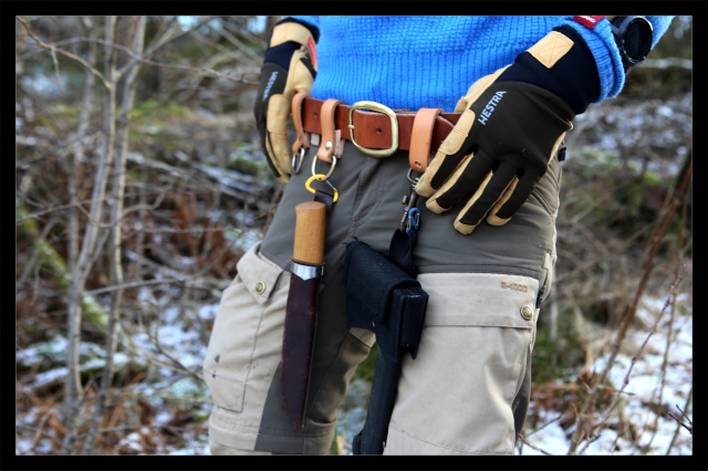 bushcraft belt