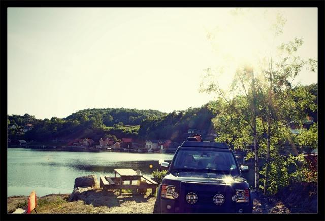 landrover camping 3